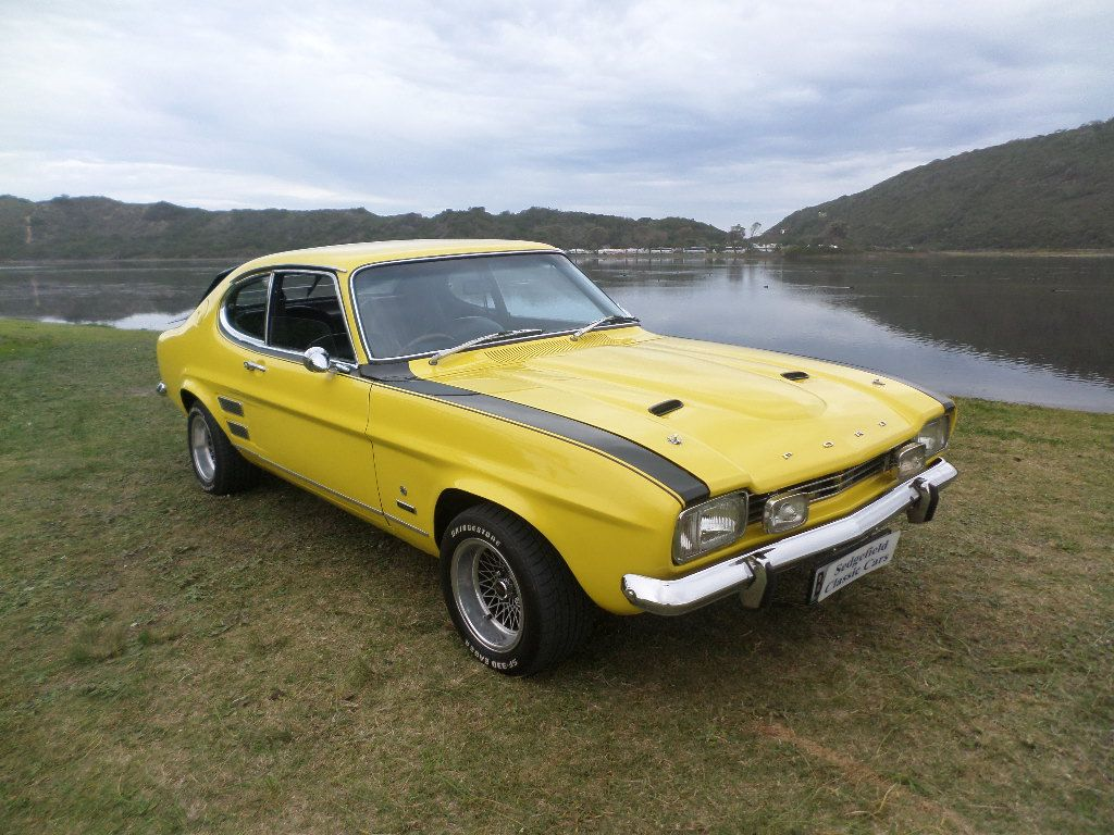 1971 Ford Capri Perana 302 V8 Manual Sold 2019