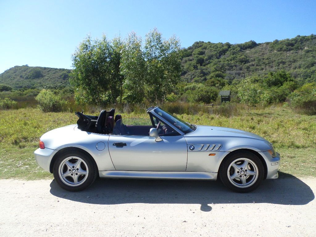 1998 Bmw Z3 Roadster 2 8l Sold 2016