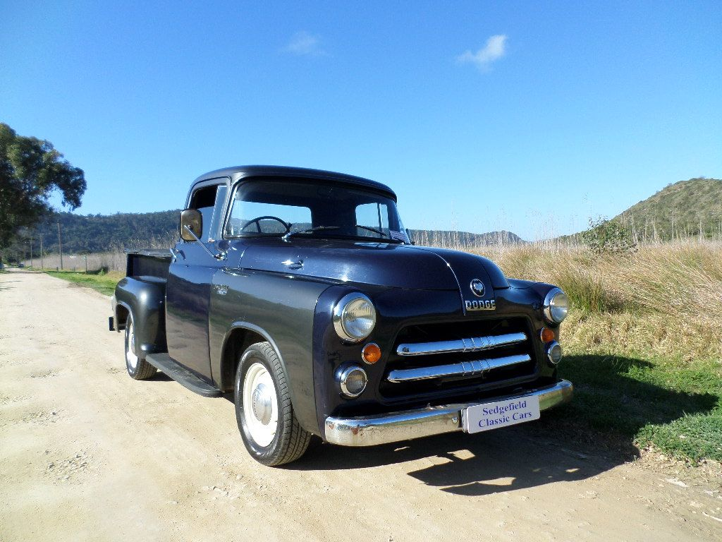 1954 Dodge Pick Up 6 Automatic Sold 2016 Pickup Truck R180000