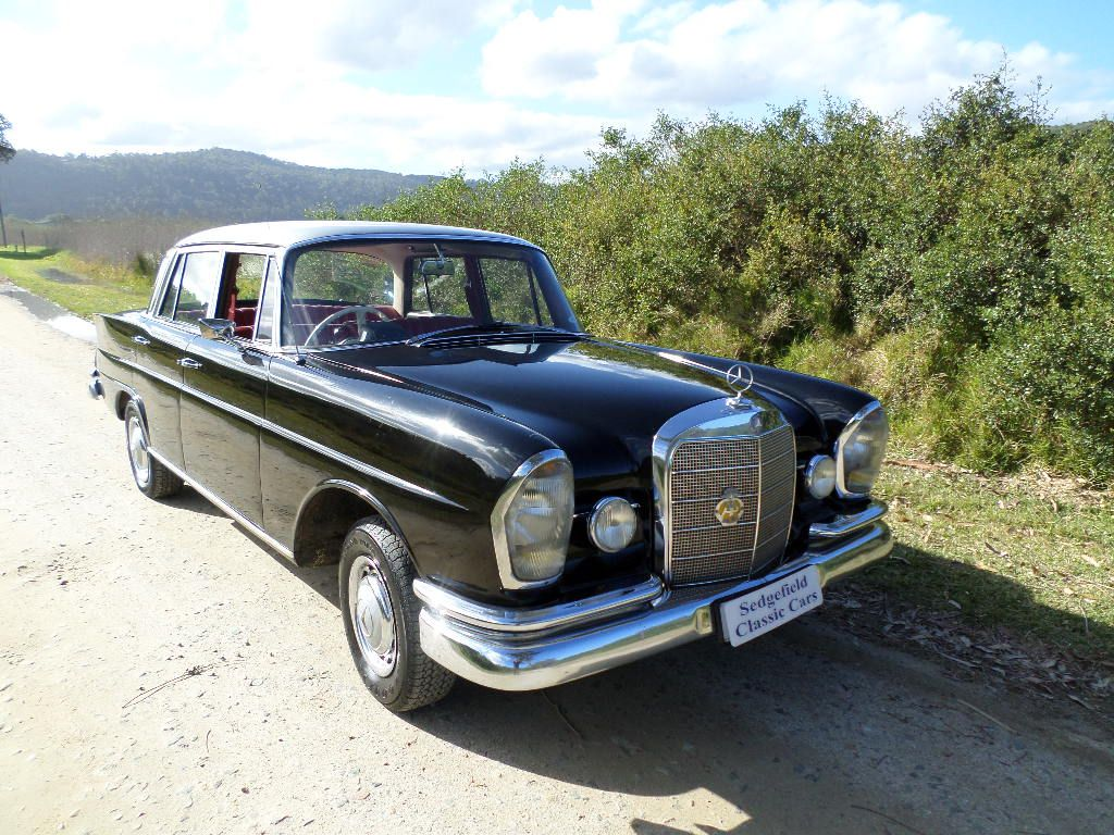 1965 Mercedes Benz 220 Se Manual 6 Cyl Sold 2015 Ignition Switch R125000